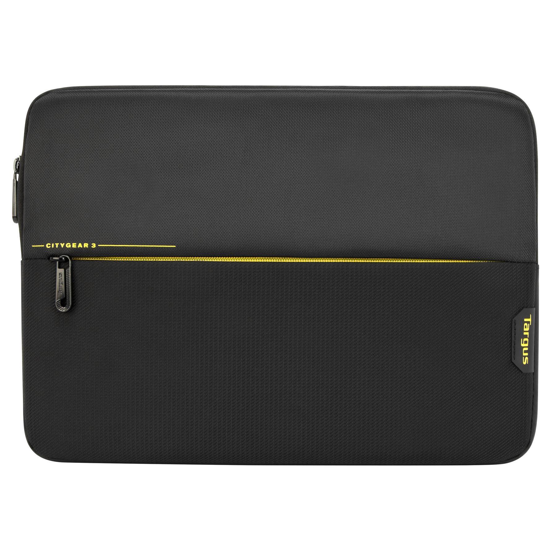 """Targus CityGear notebooktas 35,6 cm (14"""") Opbergmap/sleeve Zwart"""