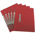 Rexel Jiffex Foolscap Transfer File Red (50)
