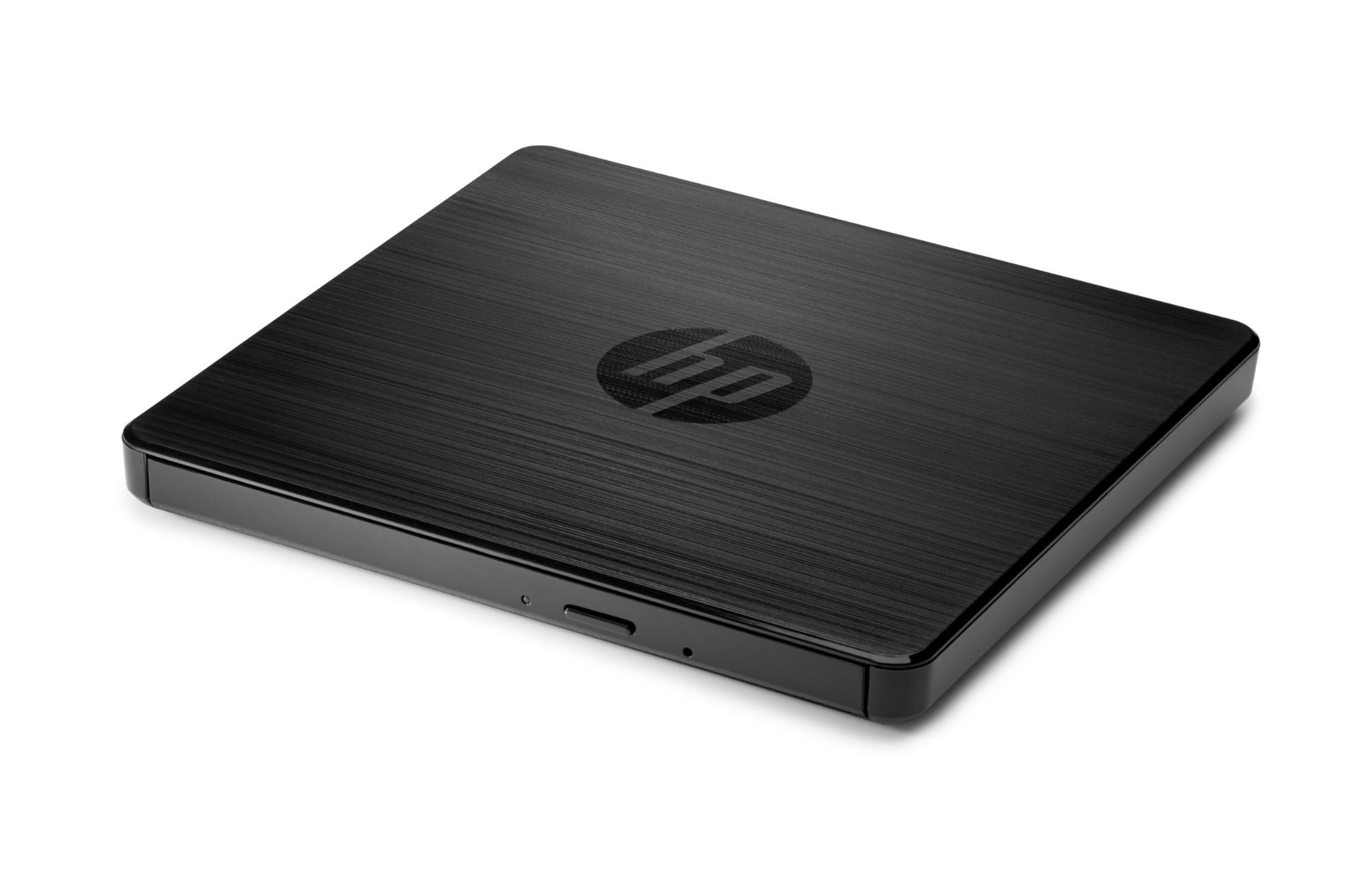 HP F6V97AA optical disc drive DVD-RW Black
