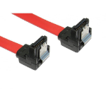 Microconnect SAT150005ANGB SATA cable 0.5 m SATA 7-pin Red
