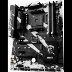 MSI B350 KRAIT GAMING AMD B350 Socket AM4 ATX motherboard