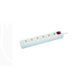 Microconnect GRU006W 6AC outlet(s) 1.8m White power extension