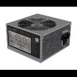 LC-Power LC500-12 V2.31 power supply unit 350 W ATX Grey
