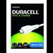 Duracell 2m USB - microUSB
