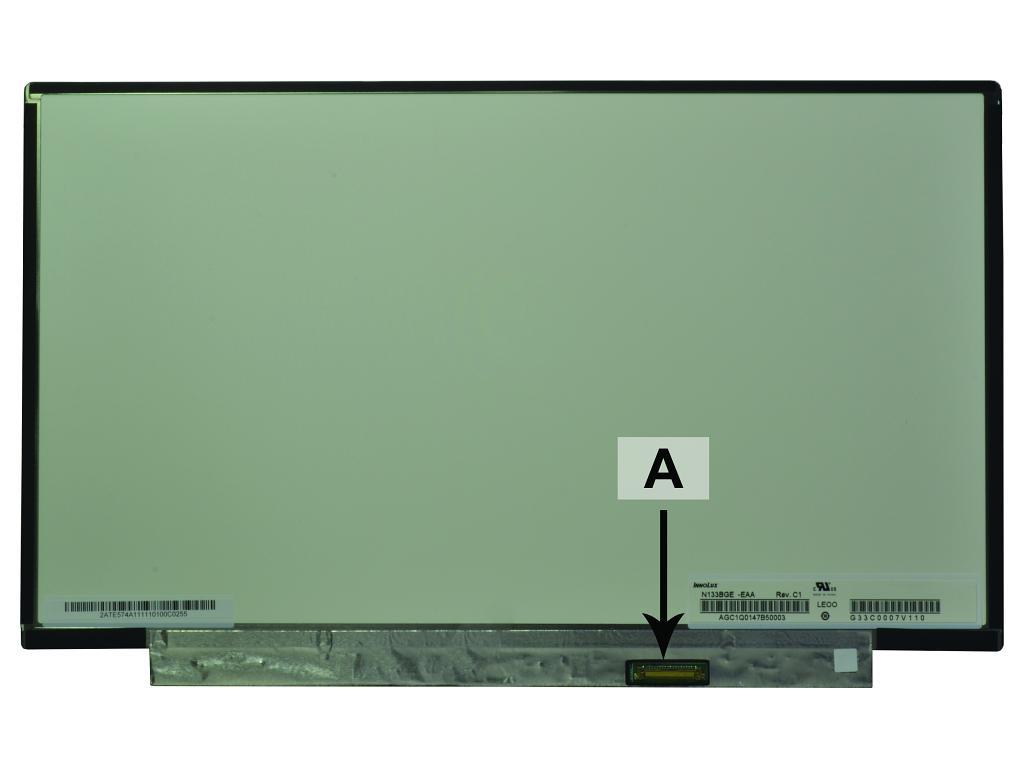 2-Power 13.3 1366x768 WXGA LED Matte Screen - replaces G33C0007V110