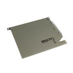 Rexel Multifile `330` Lateral File Green 15mm (50)