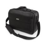 """Kensington SecureTrek notebook case 15.6"""" Messenger case Black"""