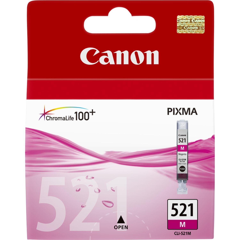 Canon CLI-521 M Original Magenta 1 stuk(s)