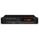 Tascam CD-RW901MKII CD player Personal CD player Black