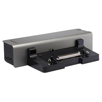 HP 483203-001 Black notebook dock/port replicator