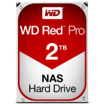 Western Digital Red Pro 2000GB Serial ATA III hard disk drive