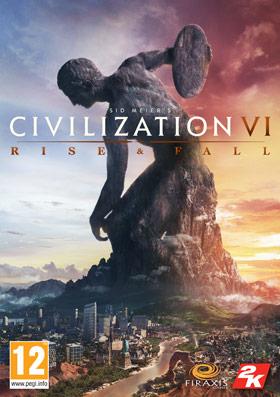 Nexway Sid Meier's Civilization VI: Rise and Fall, PC Video game downloadable content (DLC) Español