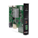 Lindy 38352 AV equipment interface card Internal HDMI Black