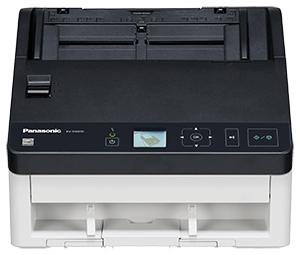 Panasonic KV-S1027C-U scanner 300 x 600 DPI ADF scanner Black,White A4