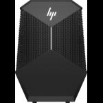 HP VR Backpack G2 i7-8850H 8th gen Intel® Core™ i7 32 GB DDR4-SDRAM 1000 GB SSD Windows 10 Pro Workstation Black
