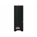 Buffalo LinkStation 510D NAS Compact Ethernet LAN Black