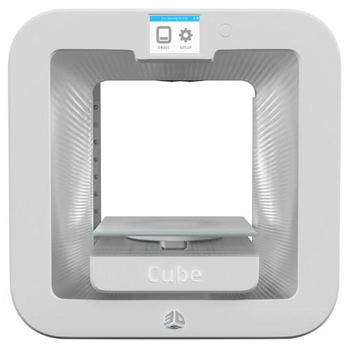 3D Systems Cube 3 3D printer Plastic Jet Printing (PJP) Wi-Fi