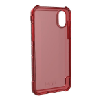 "Urban Armor Gear Plyo mobile phone case 14.7 cm (5.8"") Cover Red,Translucent"