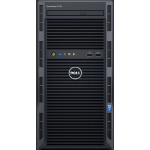 DELL PowerEdge T130 3GHz Mini Tower E3-1220V6 Intel® Xeon® E3 Family 290W server