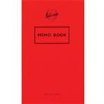 Silvine MEMO BOOK 159X95MM 36LF 042F FEINT