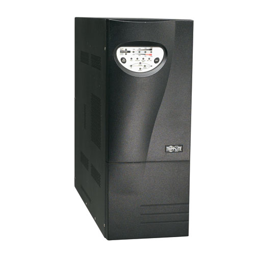 Tripp Lite SmartOnline 220-240V 2kVA 1.4kW On-Line Double-Conversion UPS, SNMP, Webcard, Tower, C20 inlet, DB9 Serial