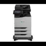 Lexmark CX825dte 1200 x 1200DPI Laser A4 55ppm multifunctional