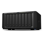 Synology DiskStation DS1817+ (8GB) 16TB (Seagate Ironwolf Pro) 8 bay; Intel Atom C2538 Quad Core 2.4 GHz; 8GB