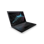 "Lenovo ThinkPad P70 2.6GHz I7-6700HQ 17.3"" 1920 x 1080pixels Black Mobile workstation"