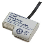 MicroBattery MBS0006 Nickel-Metal Hydride (NiMH) 750mAh 6V rechargeable battery