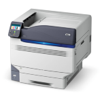 OKI C911dn A3 Colour Laser Printer, 28ppm Mono	28ppm Colour, 1200 x 1200 dpi, 1 Year Warranty