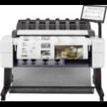 HP Designjet T2600dr large format printer Colour 2400 x 1200 DPI Thermal inkjet A0 (841 x 1189 mm) Ethernet LAN