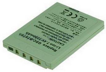 2-Power VBI9919A Lithium-Ion (Li-Ion) 1200mAh 7.4V rechargeable battery