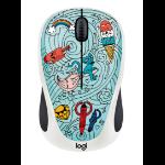 Logitech M238 mouse RF Wireless Optical 1000 DPI Ambidextrous