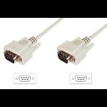 Digitus Datatransfer connection cable, D-Sub9/M - D-Sub9/M