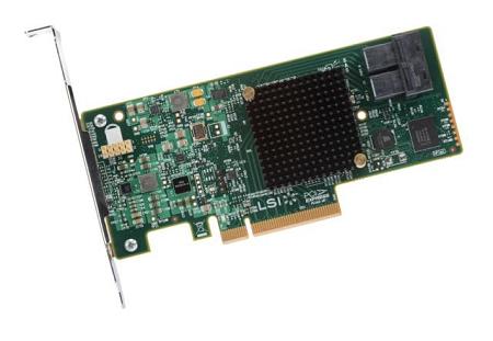 MegaRAID SAS 9341-4i SGL4-Port Int, 12Gb/s SATA+SAS