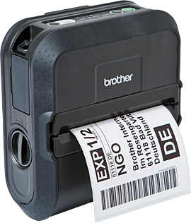 Brother RJ-4040 Mobile printer 203 x 200DPI POS printer