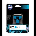 HP 02 Original Cyan 1 pc(s)