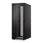 APC NetShelter SX rack 1363.64 kg Black