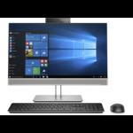 "HP 800 EliteOne G5 AIO, 23.8"" T, i5-9500, 8GB, 256GB SSD, W10P64, 3-3-3 (Replaces 4WR98PA)"
