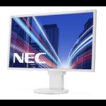 "NEC MultiSync EA223WM 55.9 cm (22"") 1680 x 1050 pixels LED White"
