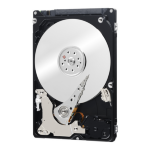 "Western Digital Black 2.5"" 500 GB Serial ATA III HDD"