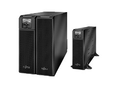 Fujitsu S26361-K915-V502 uninterruptible power supply (UPS) Double-conversion (Online) 5000 VA 4500 W