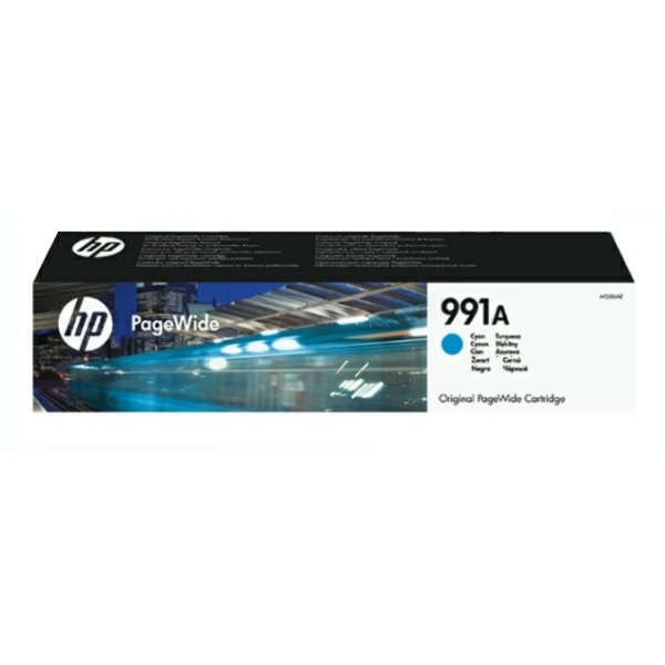 HP M0J74AE (991A) Toner cyan, 8K pages