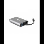 Urban Factory Hubee USB 3.2 Gen 1 (3.1 Gen 1) Type-C