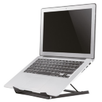 Newstar Tilted Laptop Stand - Black