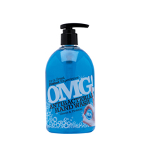 OMG ANTIBACTERIAL HAND SOAP 500ML