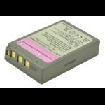 2-Power Digital Camera Battery 7.4V 1000mAh