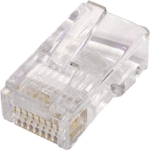 Cablenet 22 2095 RJ45 Transparent wire connector