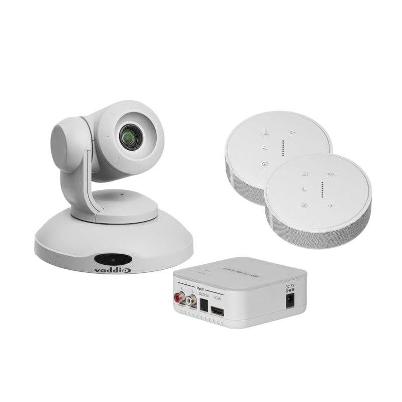 Vaddio ConferenceSHOT AV Bundle - TableMIC 2 w/o Speaker video conferencing system 2.14 MP Ethernet LAN