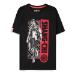 Marvel Shang-Chi and the Legend of the Ten Rings The Legend T-Shirt, Male, Extra Large, Black (TS004522CHI-